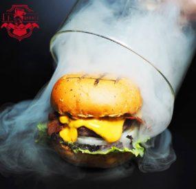 紅盒子LE ROUGE特色漢堡店