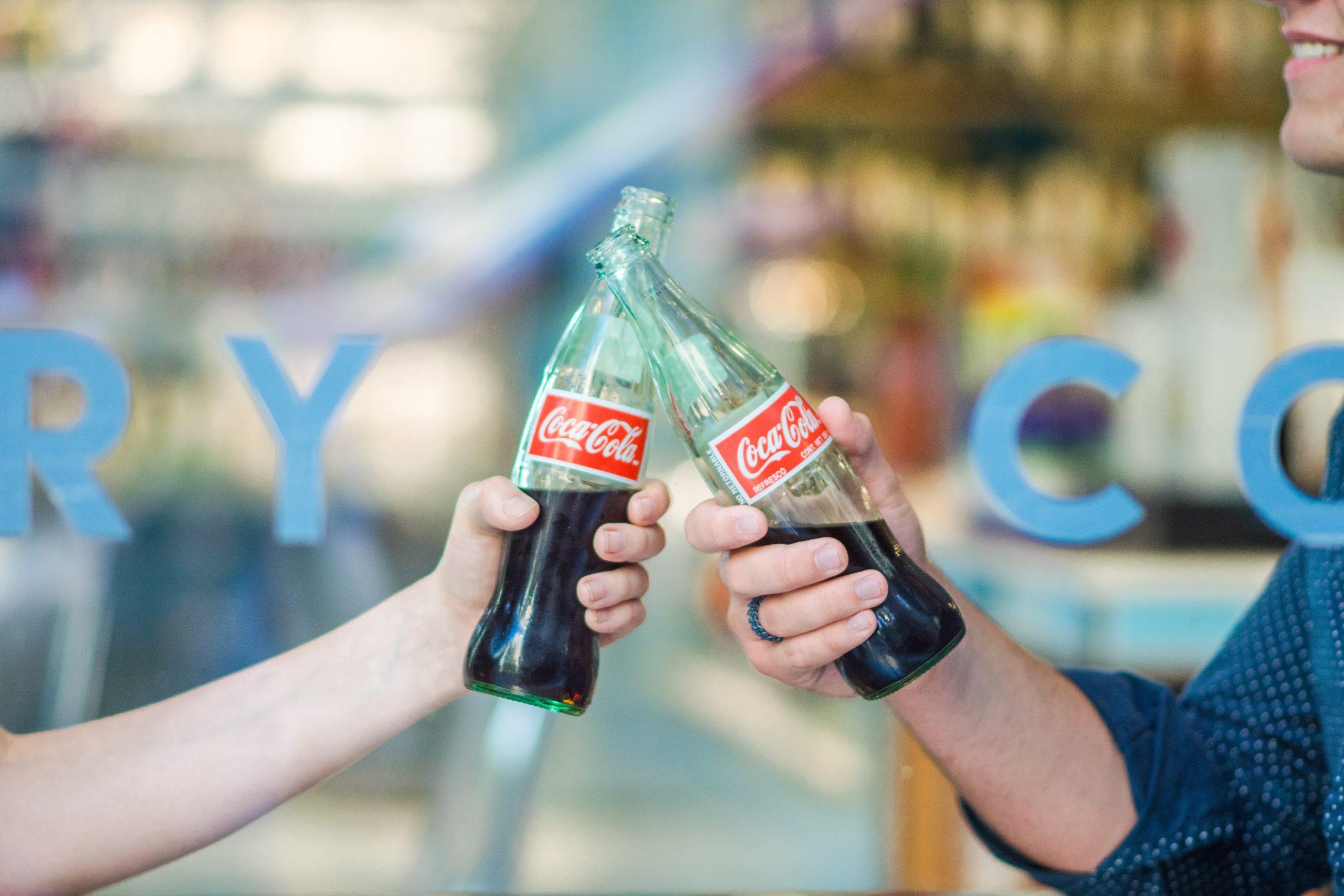 美門整合行銷 可口可樂舉例