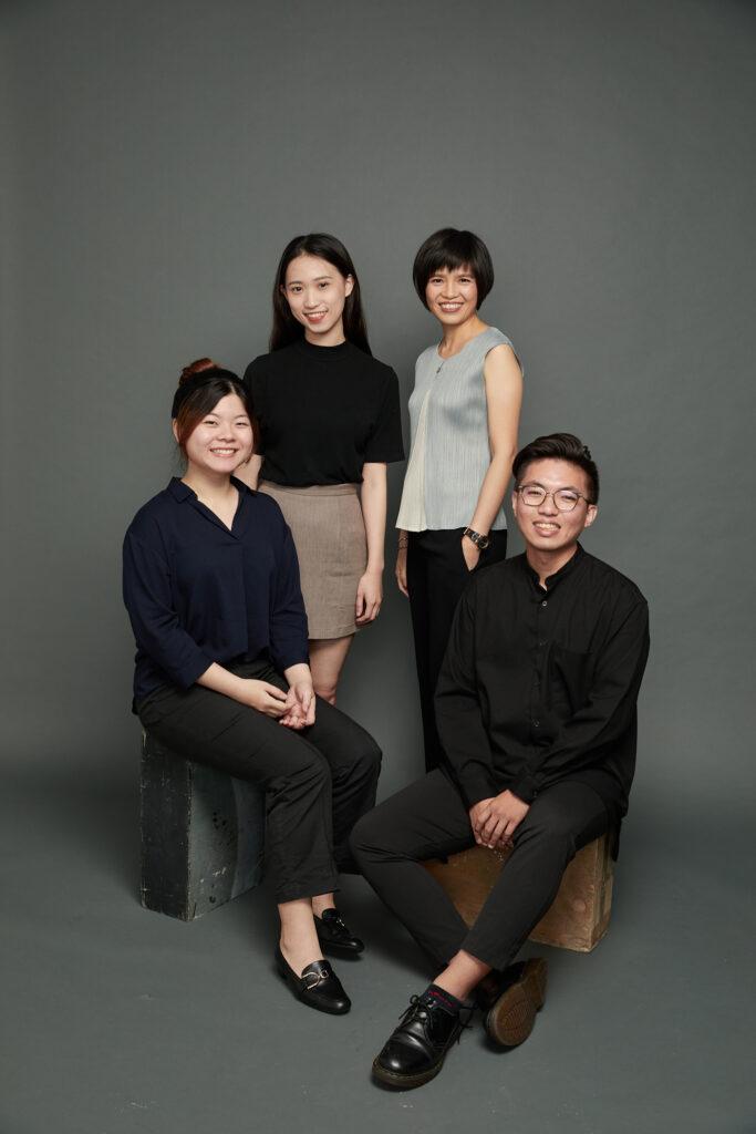 年輕有活力的美門整合行銷團隊。