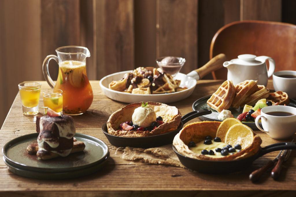 梨子咖啡館下午茶-甜點時刻