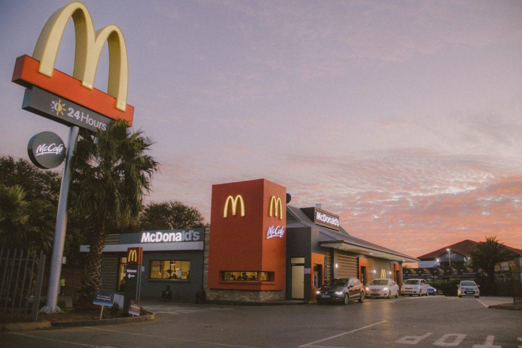 麥當勞加價購策略-美門整合行銷