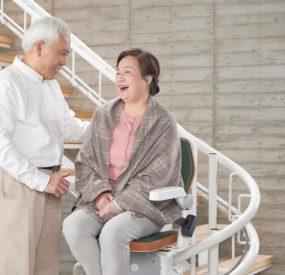 羅布森樓梯升降椅Lobsang